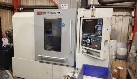 XYZ Protrak LPM Vertical Machining Centre