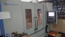 Hardinge Bridgeport GX1000 Vertical Machining Centre