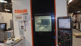 Mazak Variaxis i600