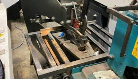 GABRO AC750 Guillotine & Hole Puncher