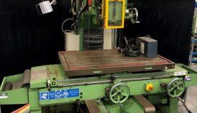 Bonher & Kohle (BOKO), MF1-1400 Universal Bed Type Boring & Milling Machine