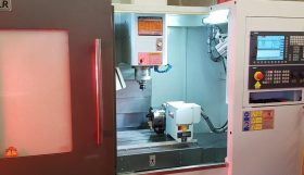 XYZ 750LR with 4th Axis