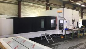 Mazak FJV60/160 CNC Bridge Type Machine