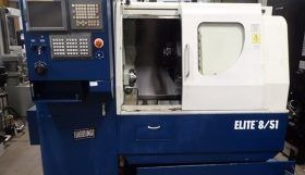 Hardinge Model ML, Elite 8/51 CNC Driven Tool Lathe