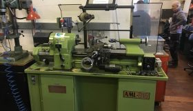 Alex-Tech AML-618 Toolroom Lathe