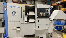Hardinge Bridgeport GS150-08 CNC Horizontal Lathe
