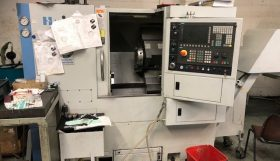 Hardinge Bridgeport GS150-08 CNC Horizontal Lathe