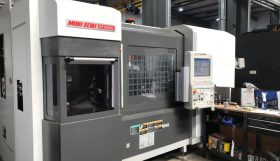 Mori-Seiki NTX2000/1500T CNC Turning Centre