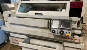 Harrison Alpha 400 Plus CNC/Manual Teach Lathe
