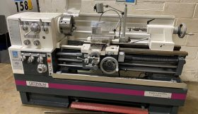 Excel (Optimum) D460 x 1000mm Gap Bed Centre Lathe