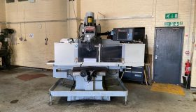 XYZ SMX 5000 CNC Bed Mill