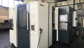 DMG Mori Seiki NHX4000 Horizontal Machining Centre