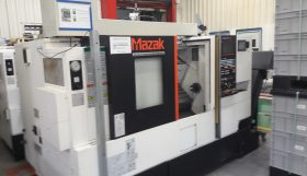 Mazak Quick Turn Smart 250M CNC Lathe
