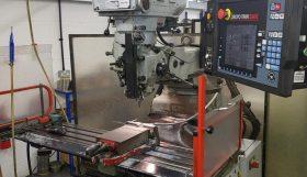 XYZ SMX 2000 CNC Turret Mill