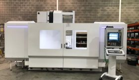 Parpas 90HP/2000 CNC Ram Style Machining Centre
