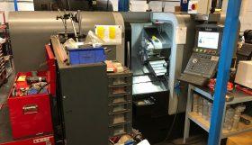 Hurco TM8i CNC Lathe