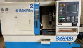Dugard Eagle 100 CNC Lathe