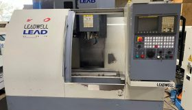 Leadwell V-30 CNC Vertical Machining Centre