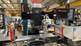 XYZ SMX3 2000 CNC Turret Mill
