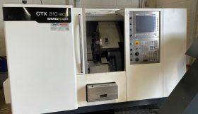 DMG CTX310 V3 Eco Driven Tool CNC Lathe