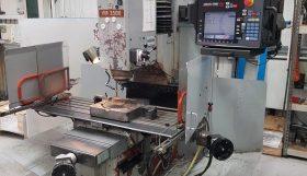XYZ VM3500 Bed Mill