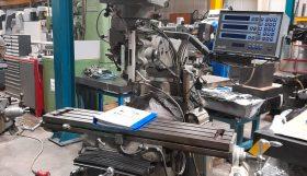 XYZ 1500 VS Turret Mill