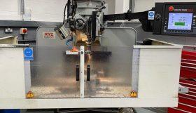 XYZ SMX4000 Bed Mill