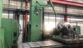 Union BFT110 CNC Horizontal Borer