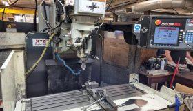 XYZ SMX3500 Bed Mill